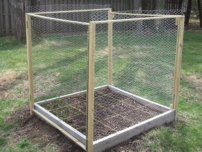 Elegant CWGF 4: Chicken Wire For Garden Netting