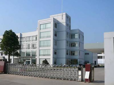 The gate photo of Anping Poulen Wire Mesh Manufacture Co., Limited