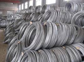Steel wire coils