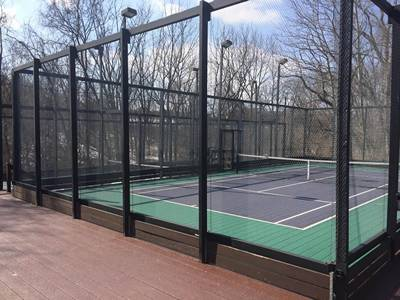 Paddle Tennis Wire