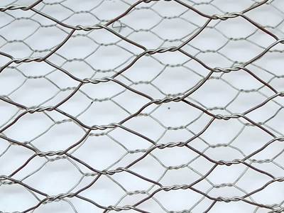 Chicken Wire Mesh - Galvanised Hexagonal Wire Chicken Netting